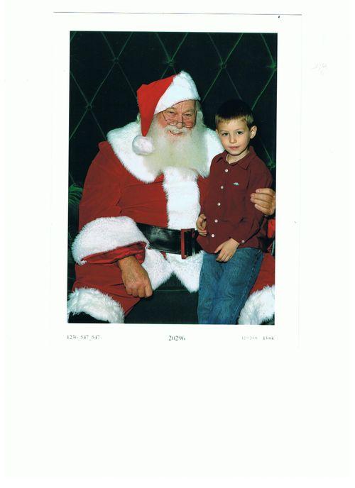 Ryan with Santa 001